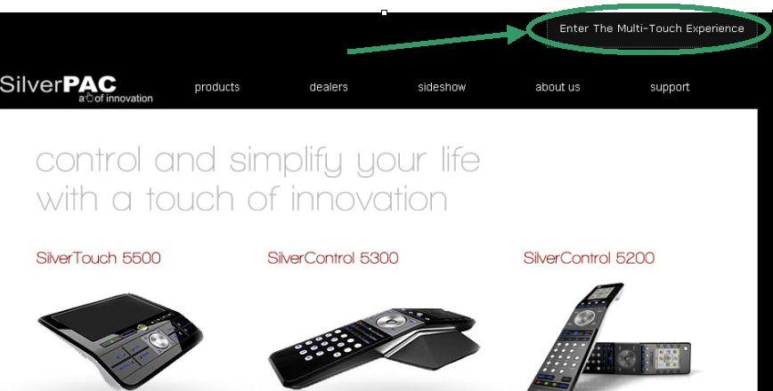 Voilà, on y est («this is it !» pour reprendre une expression à la mode) ! Le premier site Internet au monde adapté au tactile multi-touch vient de voir le...