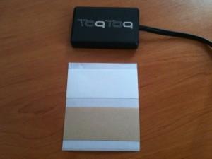 Toq Toq - Stick + adhesifs