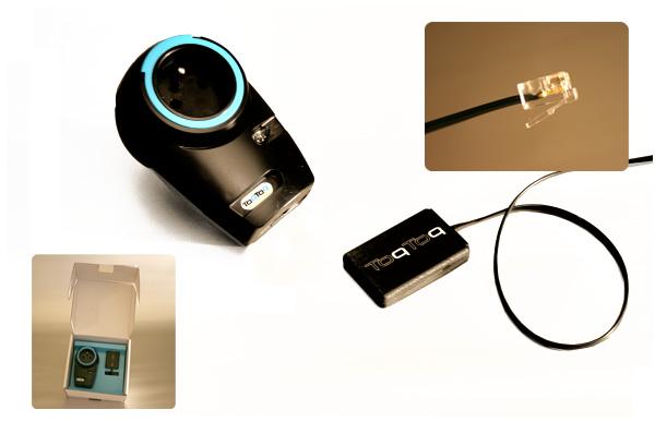 Toqtoq l 39 interrupteur tactile magique coup de coeur g n ration tactile out of home - Interrupteur lampe de chevet ...