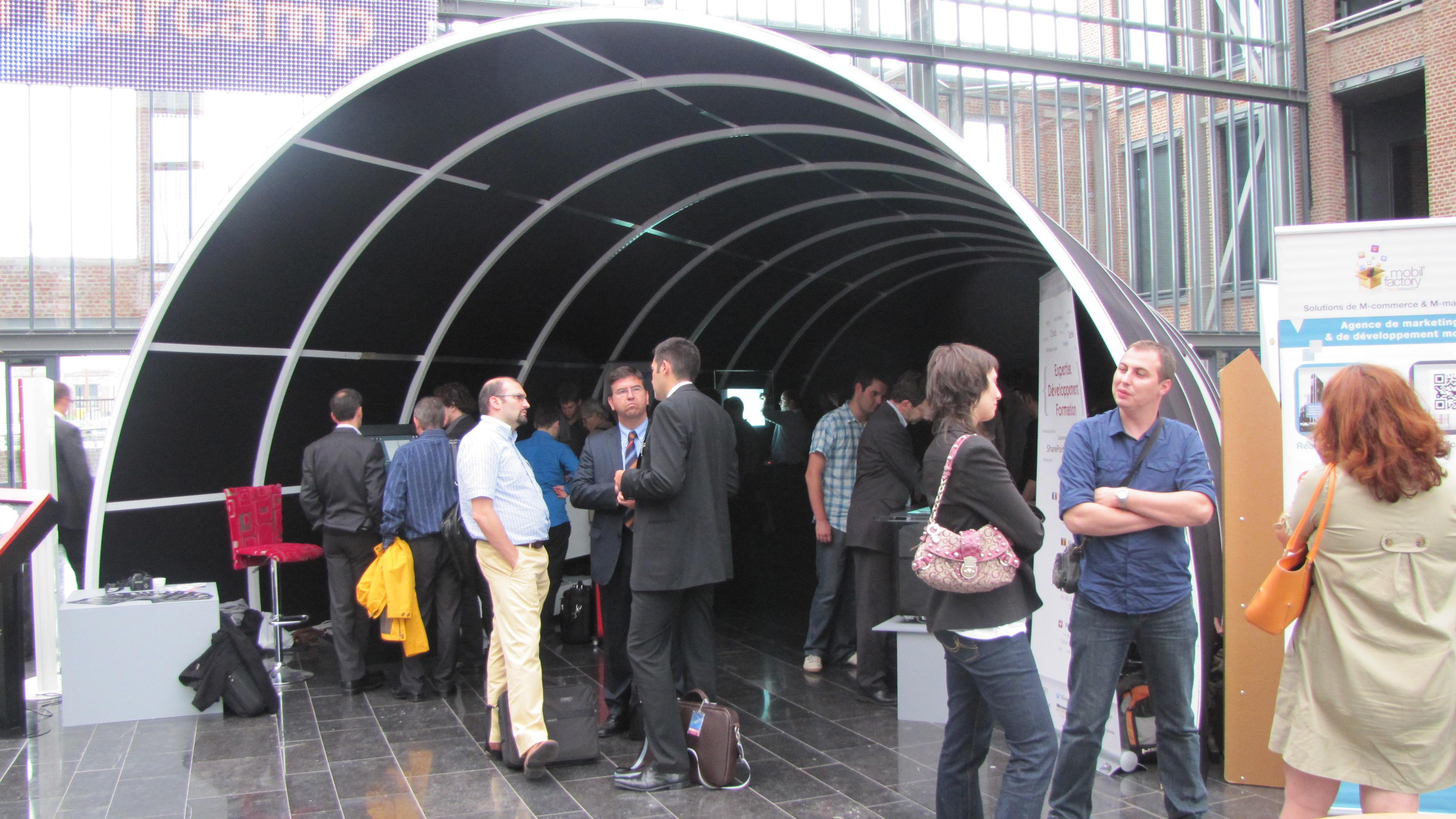 Comme annoncé ici, le forum sur l'interaction tactile et gestuelle (FITG), organisée par l'équipe MINT (INRIA Lille – Nord Europe &Université Lille 1) etDigiport, s'est déroulé du 10 au 12...