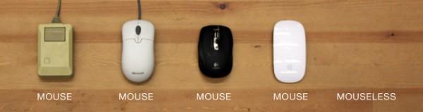 Alors qu'il semble que Microsoft soit sur le point de sortir sa souris MultiTouch (probablement nommée Arc Touch Mouse- lire), il se trouve qu'un certain Pranav Mistry, du MIT media...
