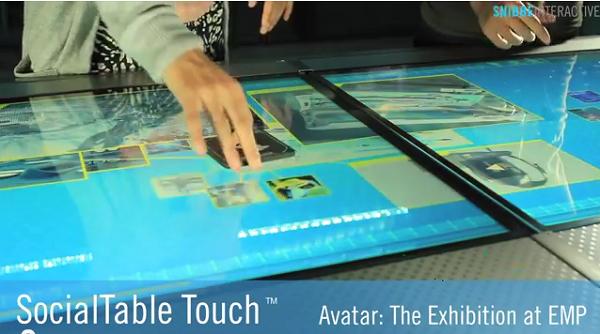 Depuis le 4 juin 2011 et jusqu'au 3 septembre 2012, l'Experience Music Project (EMP) de Seattle accueille une exposition interactive consacrée au monde fantastique d'Avatar, le célèbre film de James...