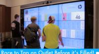 Pour attirer les clients et les engager dans son univers de marque, exit les campagnes de communication dites de DOOH (pour Digital Out of Home) et bienvenue au TOOH, soit...