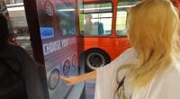 … c'est à peu de choses près ce que propose le constructeur automobile Suèdois aux badauds anglais via une campagne de TOOH (Touch Out Of Home) comme nous l'appelons chez...