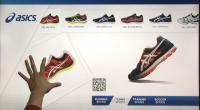 L'équipementier sportif Asics va-t'il bientôt doter ses magasins d'un catalogue produit interactif sur écran MultiTouch ? C'est en tout cas ce que peux nous laisser croire cette vidéo de démonstration...