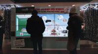 Comme vous aviez pu le découvrir dans un de nos précédents billets, le groupe Casino a présenté en septembre dernier un projet de mur tactile de shopping interactif via QR...