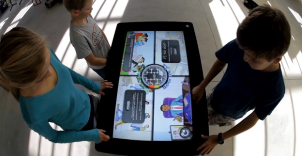 table-multitouch-educative